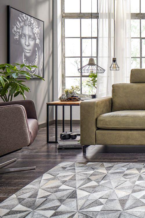 Die besten 25+ Ledersofa Ideen auf Pinterest Wohnung lemgo - designer couch modelle komfort