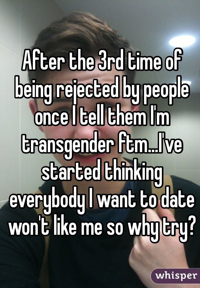 Dating transgender ftm