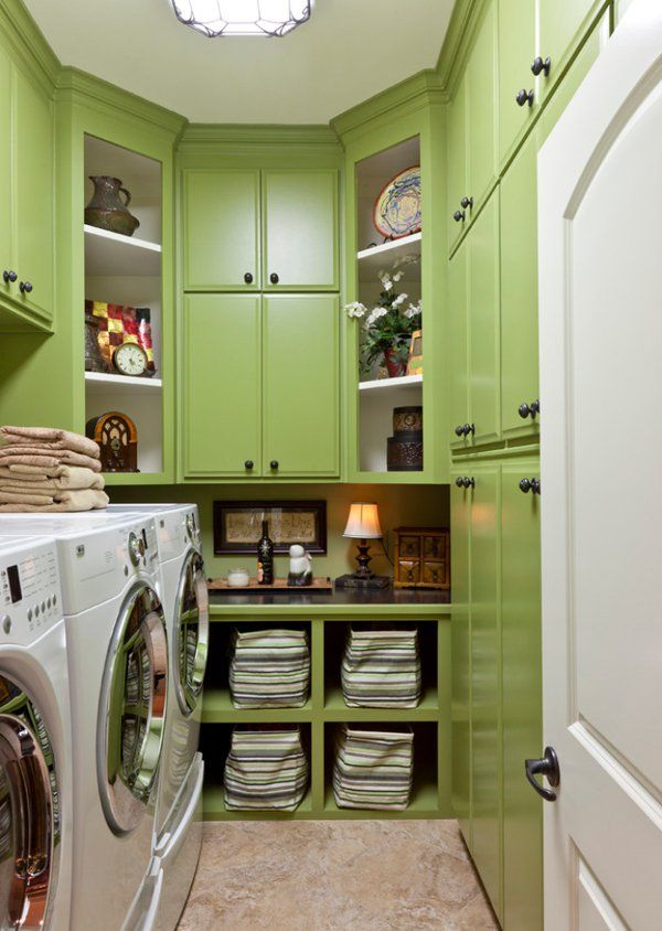 51 Wonderfully Clever Laundry Room Design Ideas Part 76