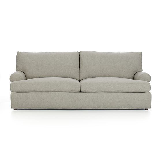 Ellyson Queen Sleeper Sofa in Sleeper Sofas | Crate and Barrel