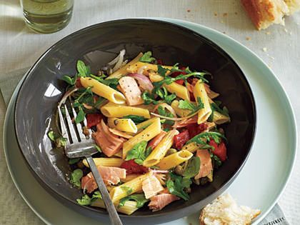 Easy Penne and Tuna Salad