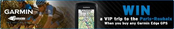 Win a VIP trip to Paris Roubaix!