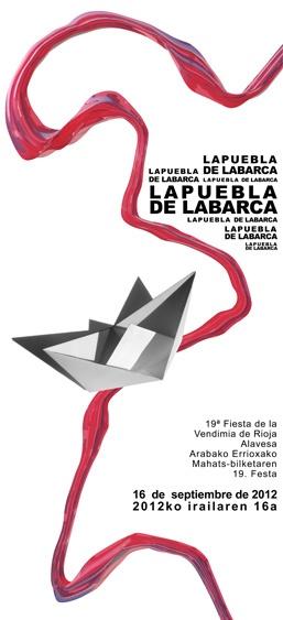 19. Fiesta de la Vendimia de la Rioja Alavesa 2012. Lapuebla de Labarca.