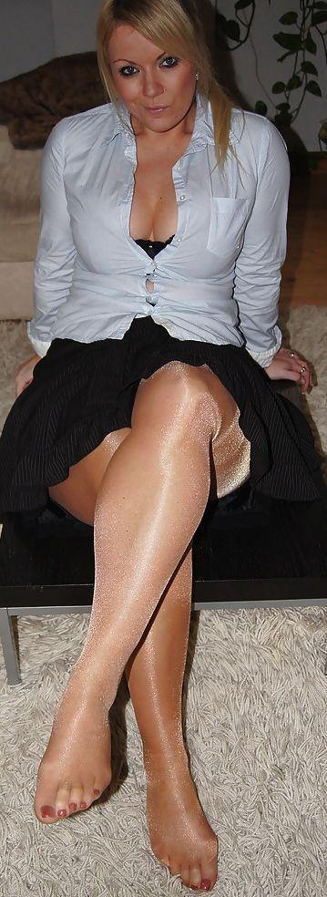 Sexy Shiny Pantyhose 26