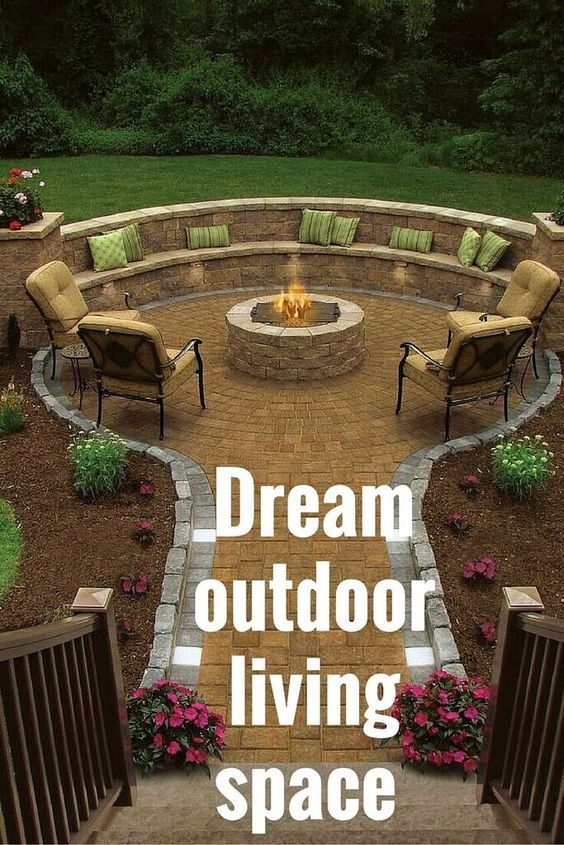Superieur Elegant Patio Fire Pit Ideas Fire Pit Traditional Patio Providence Conklin  Limestone   Wonderful Outdoor Patio Concepts Make For Great Deals Of  Satisfying