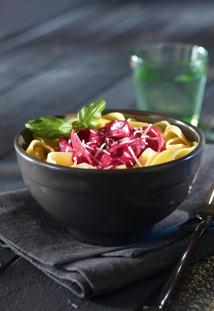Punajuuripasta | Kasvisruoat | Pirkka #food #vegetarian #ruoka #kasvisreseptit