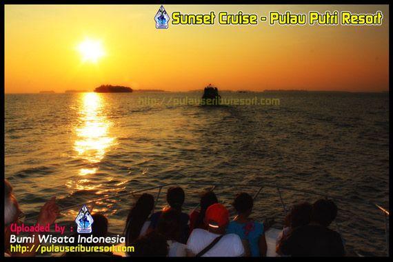 Pulau Putri Resort- Paket Murah Wisata Pulau Putri Kepulauan Seribu . #pulauputri