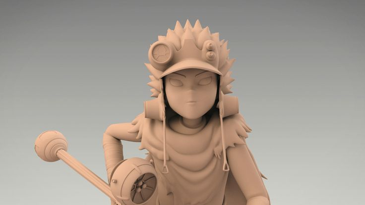 Girrion 3D Print//Ionart Studio