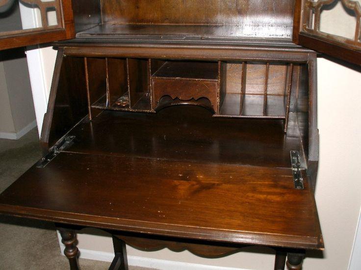 antique secretary desk hardware best sit stand desk check more at http