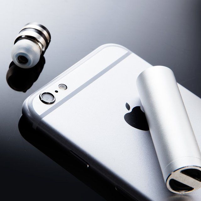 Bullet Bluetooth 4.1 Earpiece + Charging Capsule by Schatzii - $150 https://fancy.com/things/1005829179234587813/Bullet-Bluetooth-4.1-Earpiece-%2B-Charging-Capsule-by-Schatzii?ref=ju5tis