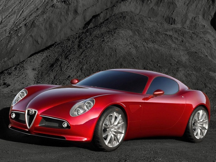 Wallpapers Of Alfa Romeo Competizione Concept