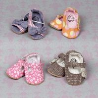 Gorgeous baby shoes for girls