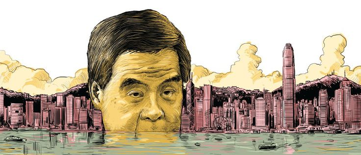 Five years of hits and misses – Leung Chun-ying steps down as leader of a bitterly divided Hong Kong