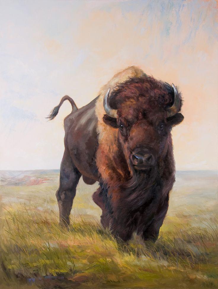 Buffalo painting - Google Search
