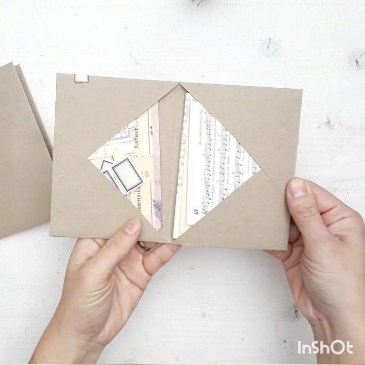 Diy Folder Envelopes Maple Post Diy And Craft Folder Diy Paper Crafts Diy Paper