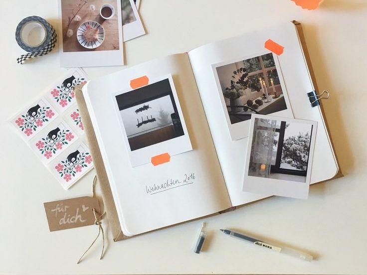 die besten 17 ideen zu fotoalbum gestalten auf pinterest. Black Bedroom Furniture Sets. Home Design Ideas