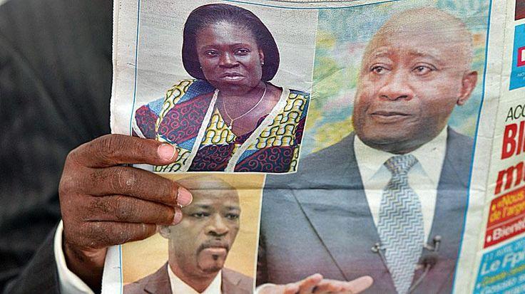 La presse parle des procèdures en cours contre Charles Blé Goudé et le couple Gbagbo