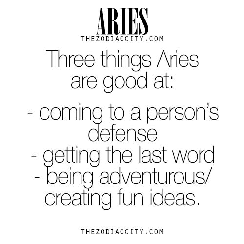 Zodiac Aries Facts. For more zodiac fun facts, click here.