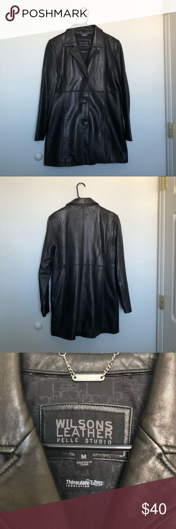 Wilson's Leather Pelle Studio women's jacket Jackets