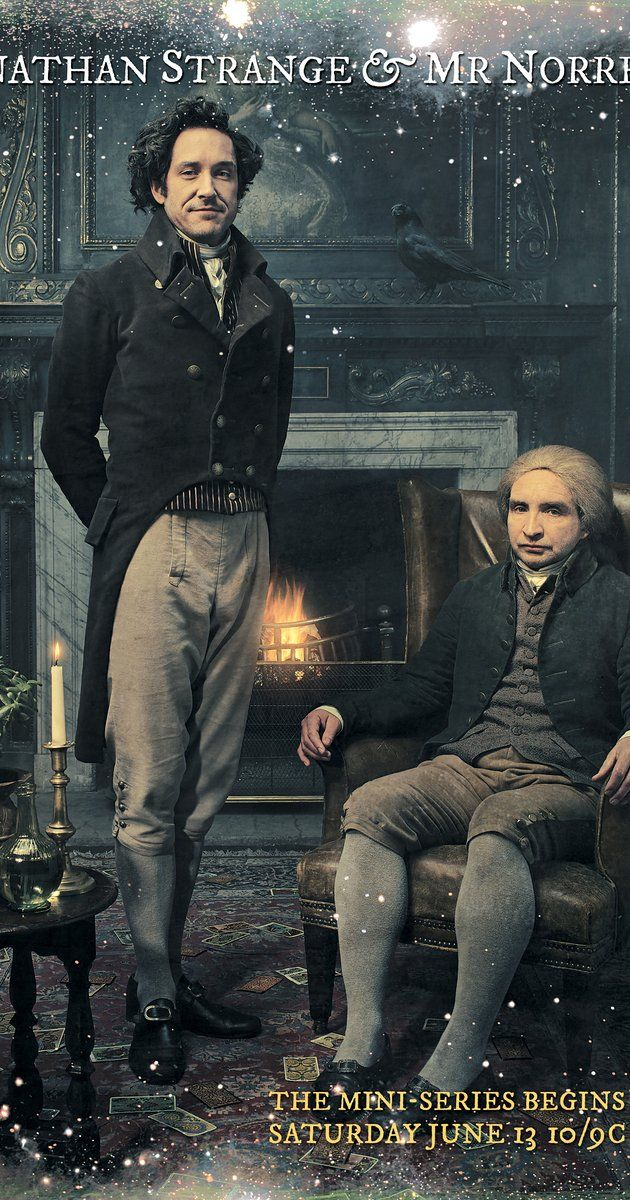 Jonathan Strange & Mr Norrell (TV Series 2015– ) photos, including production stills, premiere photos and other event photos, publicity photos, behind-the-scenes, and more.