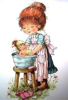 bathing.quenalbertini: Mary May Art
