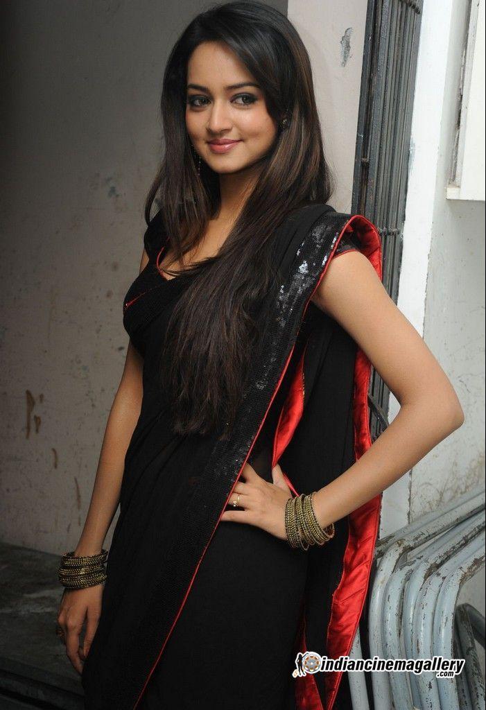 Shanvi at Pyaar Mein Padipoyane First Look Launch