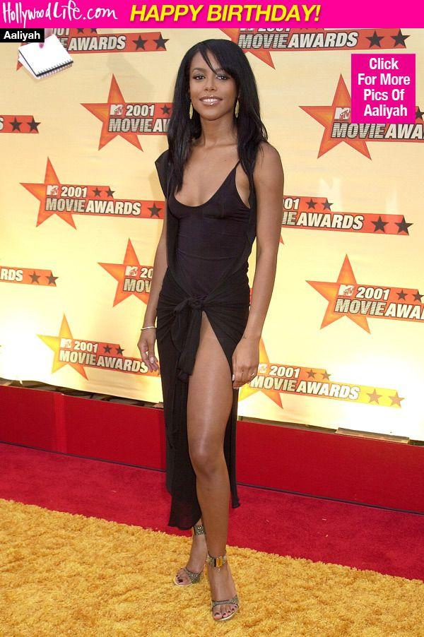 Aaliyah's Birthday — Celebrating The Fallen R&B Star's 36th Birthday - Hollywood Life