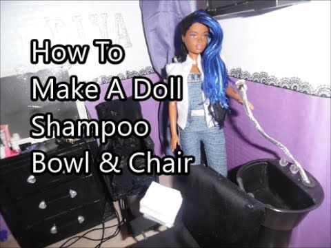 Tour our diva style hair salon AND create a salon dryer for your dolls. Like us on Facebook: Red Carpet Dolls by Toni Nicole. Follow on Twitter @RedCarpetDol...