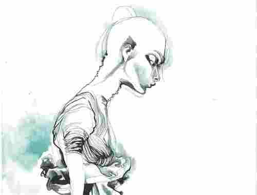 Molly Grad. Illustration