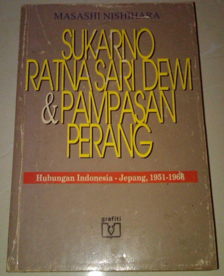Sukarno ratna sari dewi dan rampasan perang