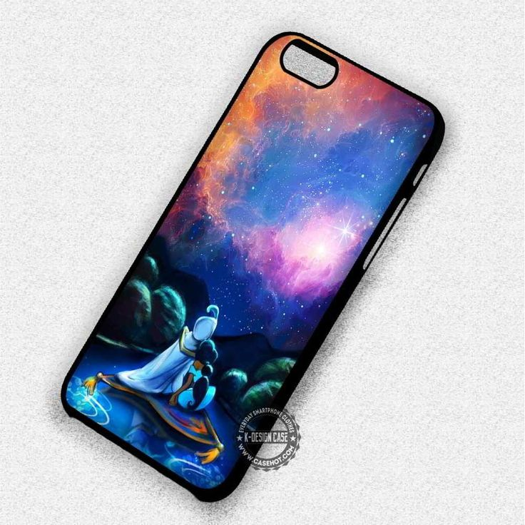 Sightseeing on The River Alladin Nebula - iPhone 7 6S Plus 5 SE Cases & Covers