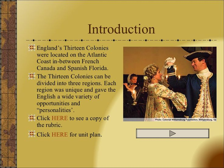 97 best us history 2 the english colonies images on pinterest 13 colonies powerpoint presentation by jeremy akey via slideshare toneelgroepblik Gallery