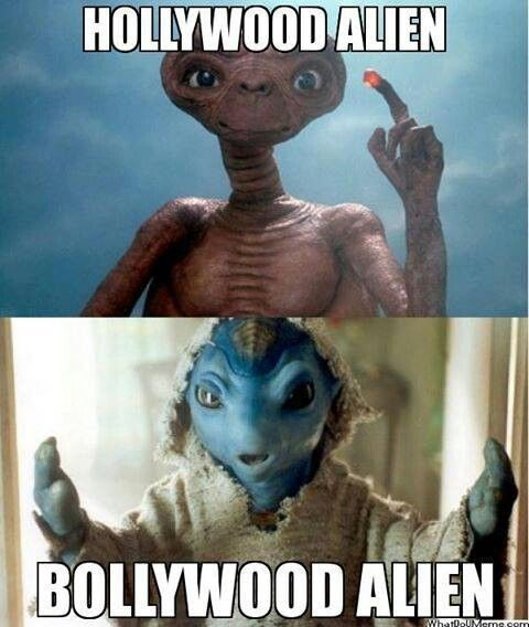 Hollywood vs. Bollywood ... Jadoo ^_^ #desi #asian #www.asianlol.com