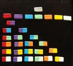 """Dominos couleurs """"fait maison"""" (jeux à fabriquer)"""
