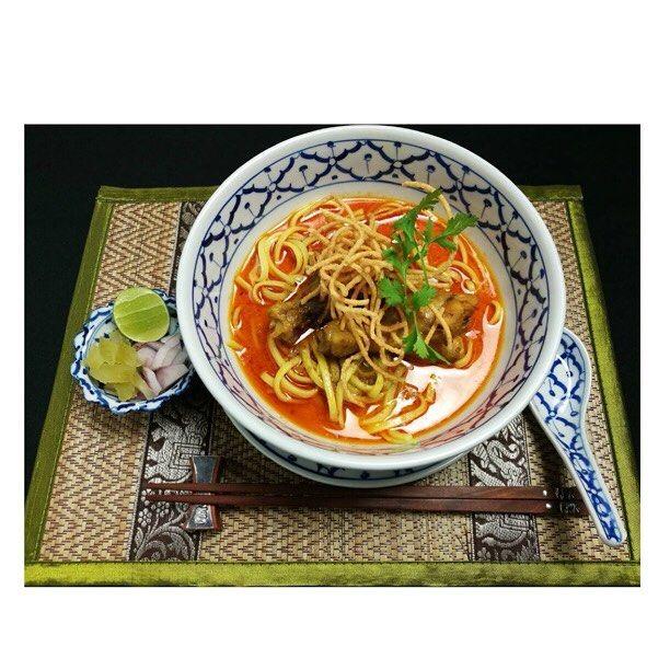 カオソーイ(タイ風カレーラーメン) 当店チェンマイ出身シェフのいち推しメニューです‼️ レストランのご予約は、下記のLINE IDにコンタクトして下さい��@lanna_thai_cuisine (@lanna_thai_cuisine ) �� �� �� ���� ���� ���� �� �� �� �� ��  #カオソーイ#カレーラーメン#ビールのお供#タイ料理#thaifood  #อาหารไทย#thairestuarant #ラーンナータイレストラン#Thai#อาหารไทย���� #lannathaicuisine#thairestauranttokyo#gotanda#shinagawa#lannathaicuisinetokyo #tokyo#デザート#おいしい#美味しい#タイ料理#タイスイーツ #ラーンナータイレストラン #タイ料理#thaicuisine#tokyo���� #東京#五反田#品川#五反田タイレストラン#目黒#渋谷 �� �� �� ���� ���� ���� �� �� �� �� ��…