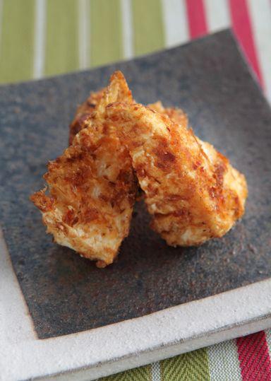 筍の土佐揚げ のレシピ・作り方 │ABCクッキングスタジオのレシピ | 料理教室・スクールならABCクッキングスタジオ