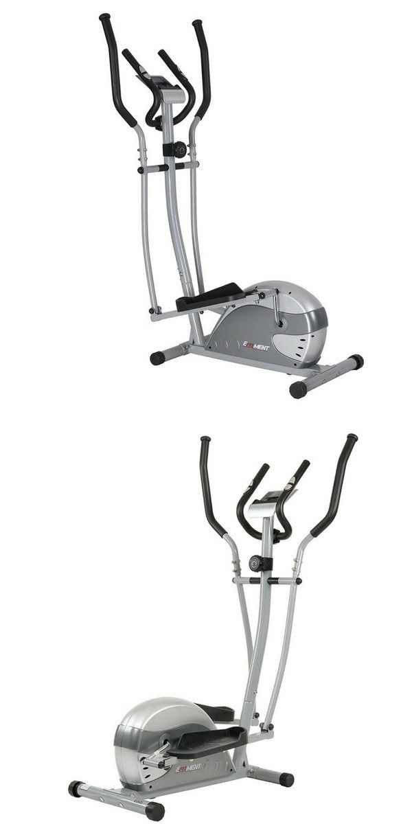 11 best ellipticals images on pinterest elliptical machines compact magnetic elliptical machine trainer with lcd monitor and pulse rate grips by efitment e005 fandeluxe Choice Image