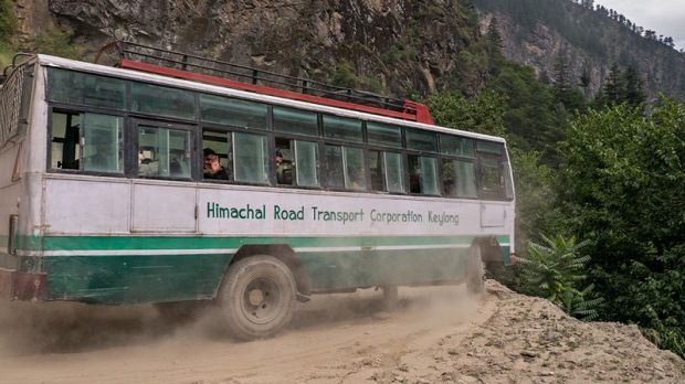 Bus Drivers Of Himachal Pradesh Are The Best In India
