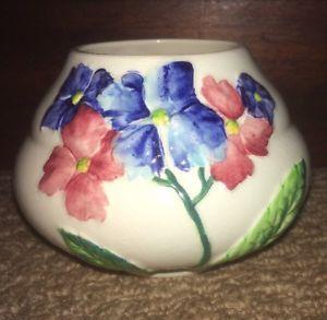 Carlton Ware Hydrangea Sugar Bowl