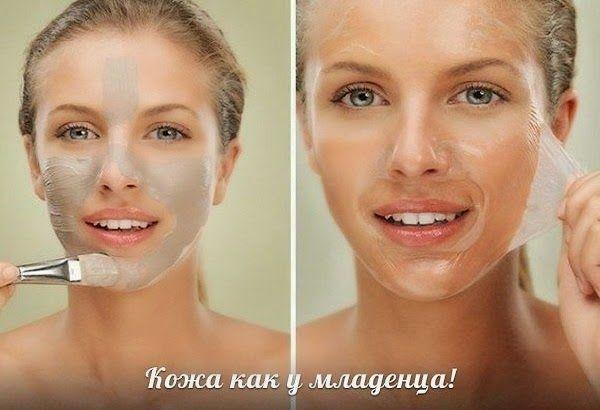 Секреты красоты и здоровья.: Лифтинг маски для лица