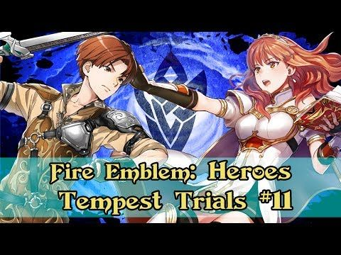 Second Tempest Trial