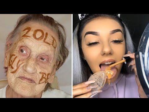 Best Makeup Transformations 2018 | New Makeup Tutorials Compilation - YouTube Makeup App, Makeup Videos