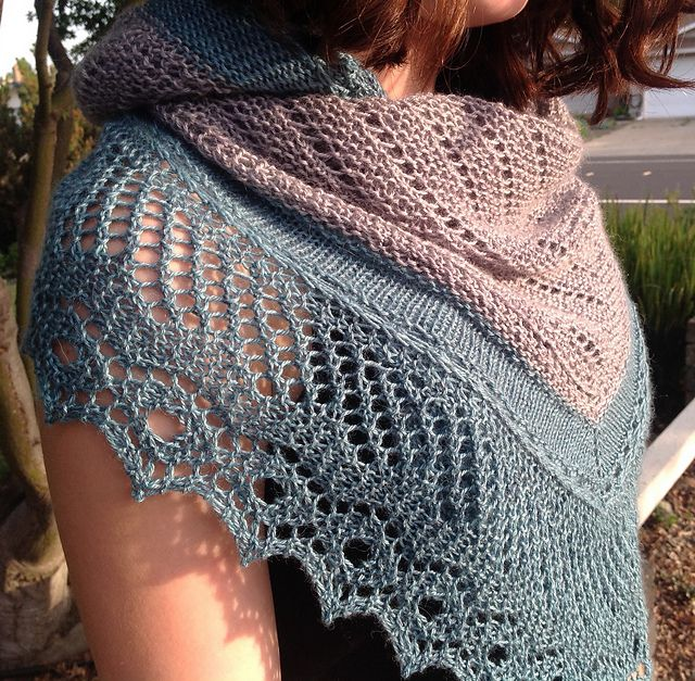 Ravelry: Headlands pattern by Rosemary (Romi) Hill