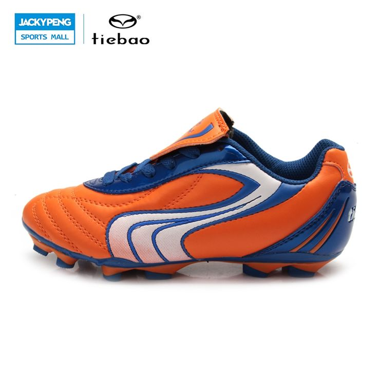29.58$  Watch here - http://alid8g.shopchina.info/go.php?t=32730155001 - TIEBAO Boy Kids Football Boots Cleats FG & HG & AG & S Soles Teenager Outdoor Sport Sneakers Trainers Soccer Shoes for Children  #SHOPPING