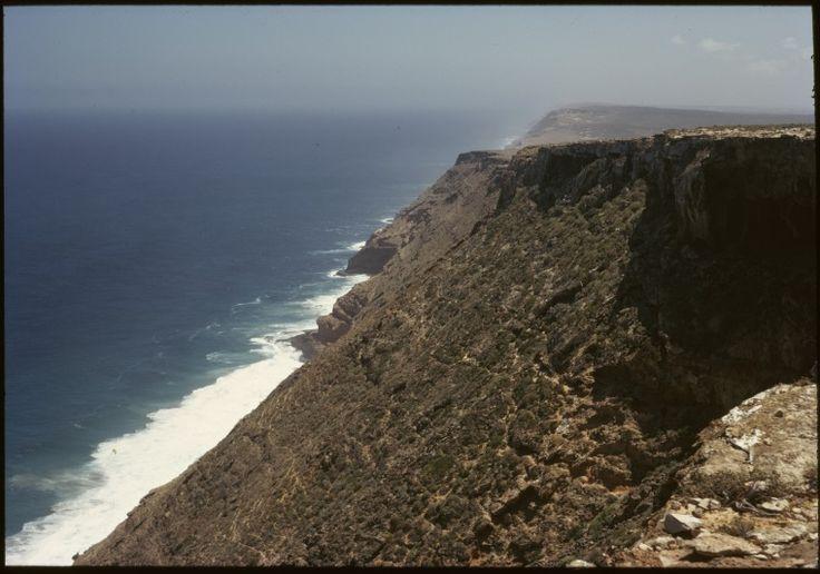 148022PD: Zuytdorp Cliffs, Western Australia, ca. 1965-1984.  https://encore.slwa.wa.gov.au/iii/encore/record/C__Rb4576496