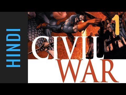 Marvel Civil War | Hindi