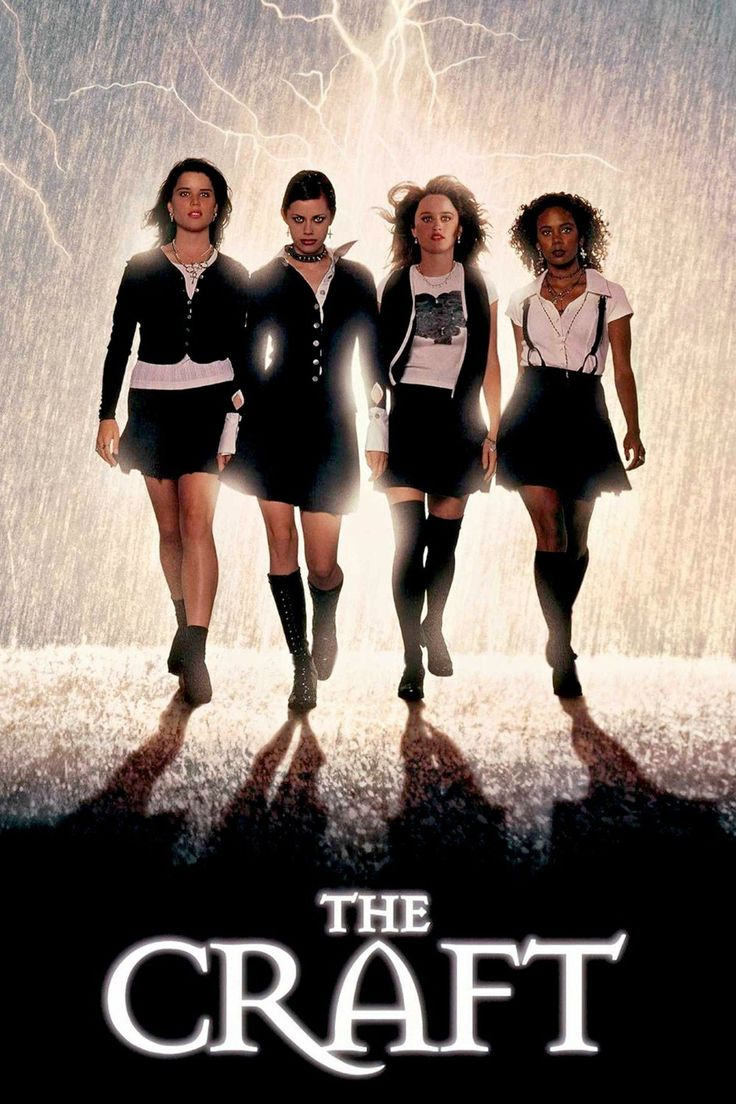 """Sarah has always been different. So as the new girl at St. Benedict's Academy, she immediately falls in with the high school outsiders. But these girls won't settle for being powerless misfits. They have discovered """"THE CRAFT,"""" and they are going to use it."""