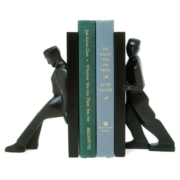 15 best Book Ends images on Pinterest  Bookends Bookshelves and holders