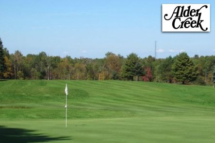 $9 for 9 Holes with Cart at Alder Creek Golf Course in Alder Creek near Utica ($23 Value. Good Any Day, Any Time until September 1, 2017!)