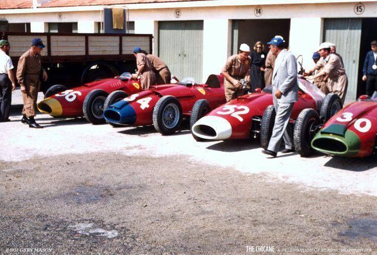 Ferrari 801 GP Monza 1957